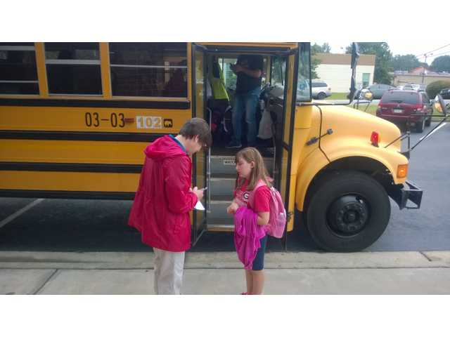 Barrow County school system students return for another year