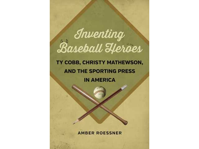 Winder native pens book on early baseball journalism