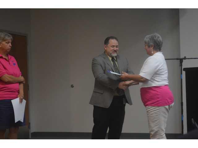 Barrow County Schools recognize transportation dept.