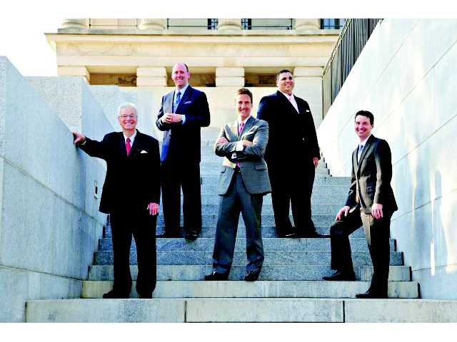Kingsmen, local group Pure Harmony to perform