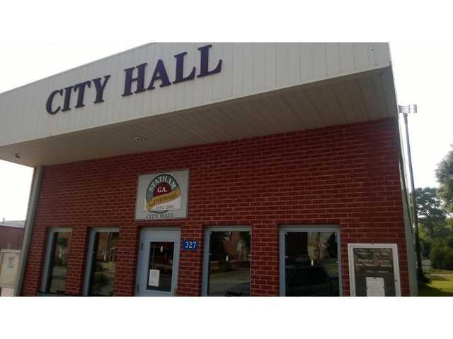 Statham renames park after mayor