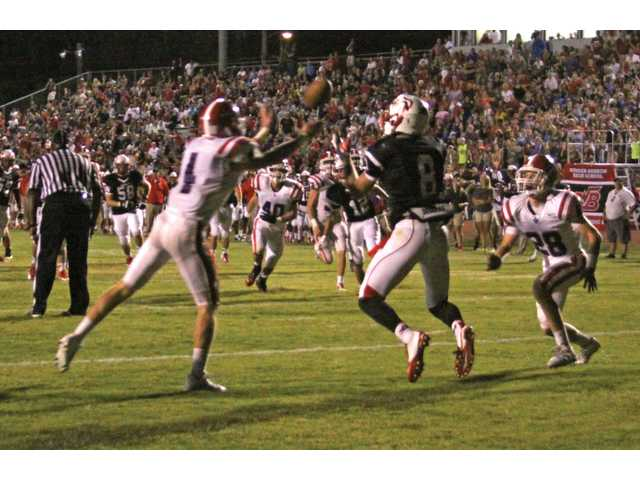 Winder opens with loss