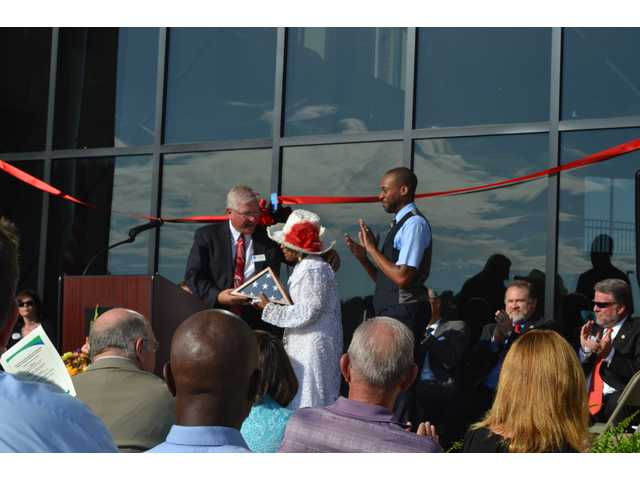 Sims Academy holds official ribbon-cutting ceremony