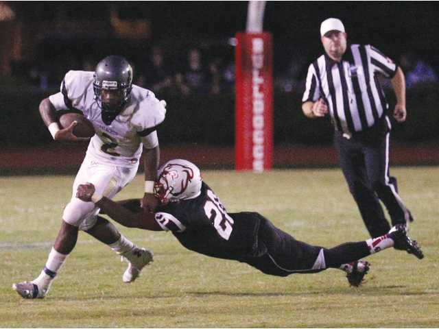 Ground game crucial in Winder's Battle of Barrow win