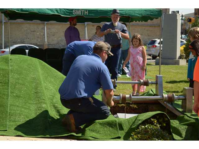 Founder's Day: Barrow buries time capsule to celebrate 100 years