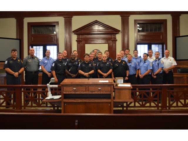 Barrow honors emergency responders who saved lives