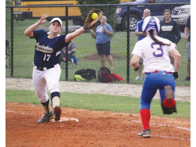 Second place likely finish for Lady Cats