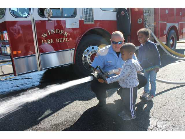Winder Fire holds annual Fire Prevention Day