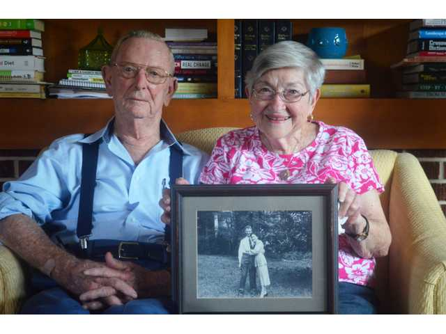 Winder couple celebrates 70 years of marriage