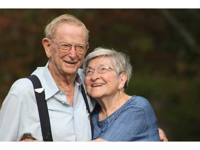 Winder couple celebrates 70 years of marriage