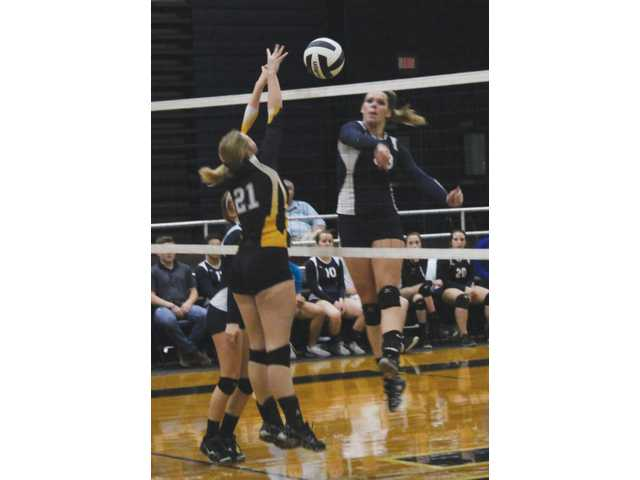 Playoff path ends for Volleycats