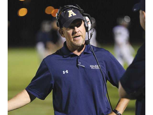 Coach Shane Davis announces resignation as Apalachee head football coach