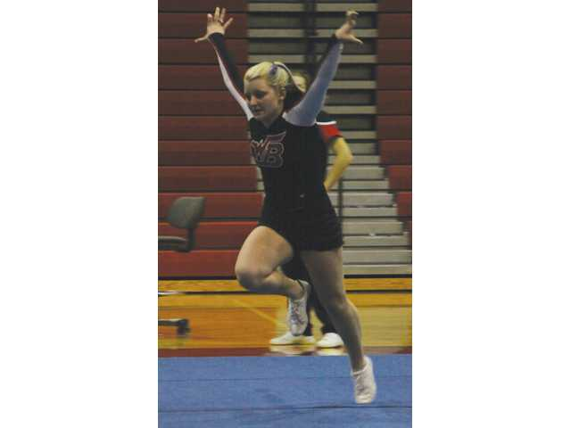 Barrow schools qualify for state cheerleading competition