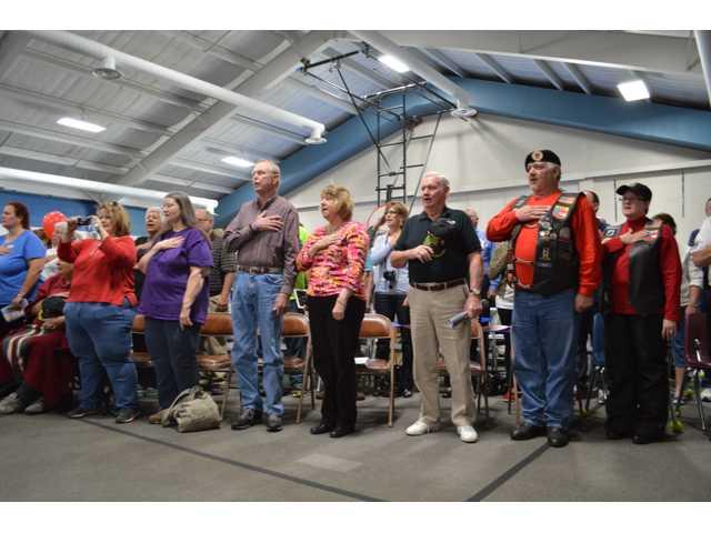 Barrow observes Veterans Day in many ways