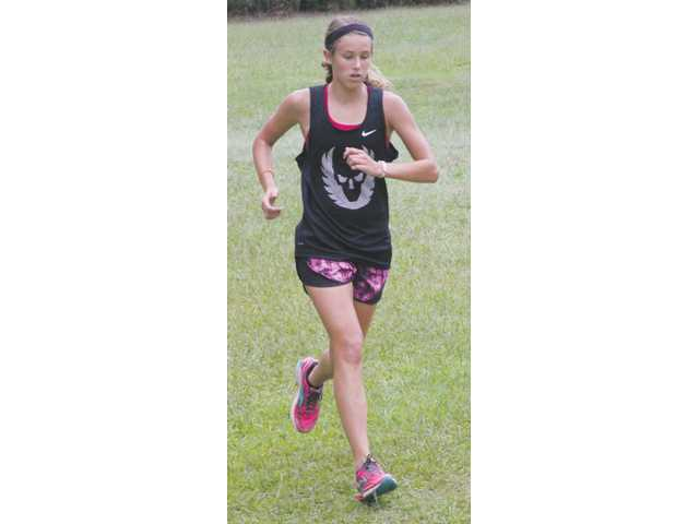 Lady Distance Doggs compete at state meet