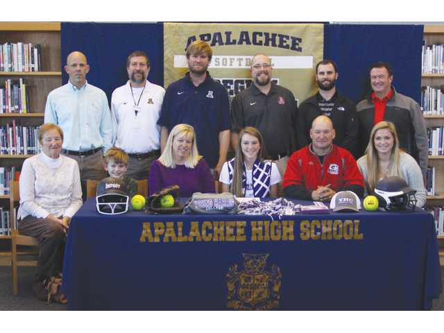 Medlam decides on Young Harris for college softball