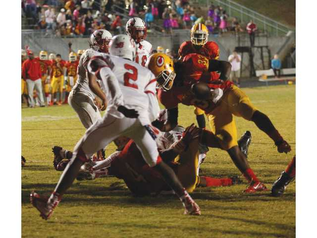 Region 8-AAAAA football season brought several surprises
