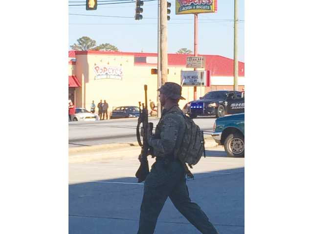 Statham man arrested after shooting, standoff in Winder