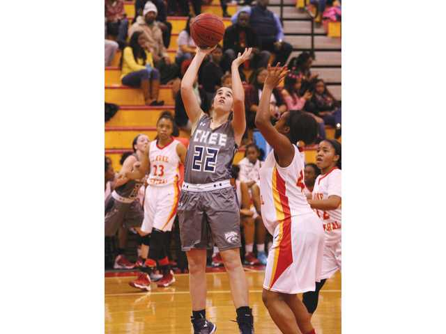 Despite effort, Lady Cats fall shy of victory