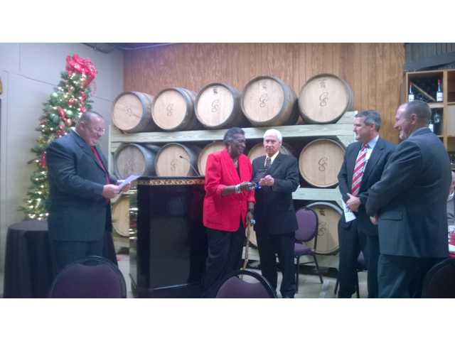 Area mayors choose to honor one who makes an impact in their city