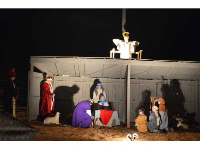 Bethlehem holds annual live Nativity