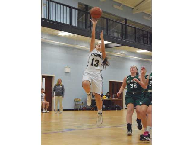 BCA Lady Knights seek momentum after first win