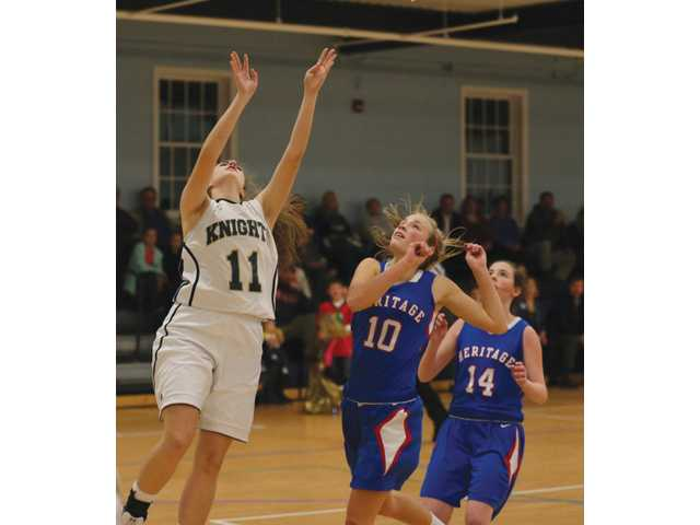 Challenge too great for BCA Lady Knights