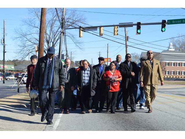 Community members honor civil rights icon with events on MLK Day