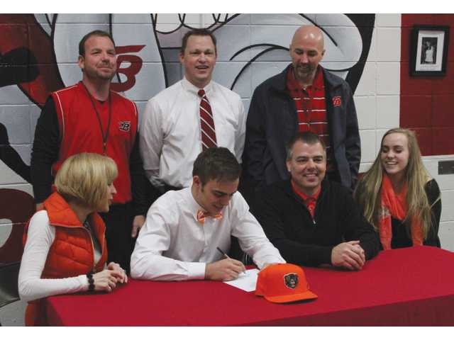 Winder-Barrow's Randall signs for Pikeville