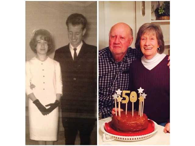 Hammond's Celebrate 50 Years of Marriage