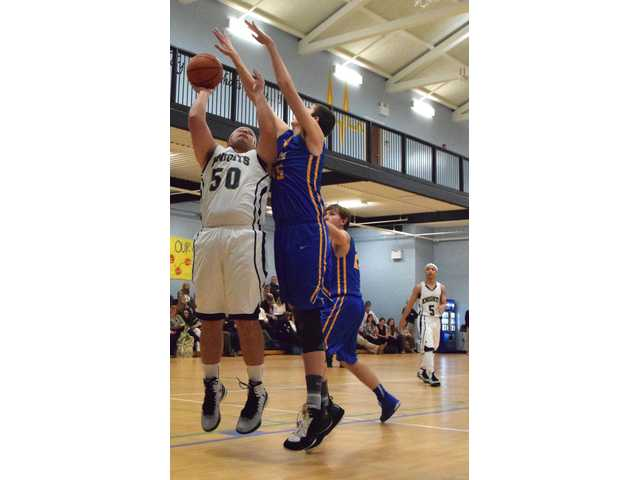 Hoops season over for BCA Knights