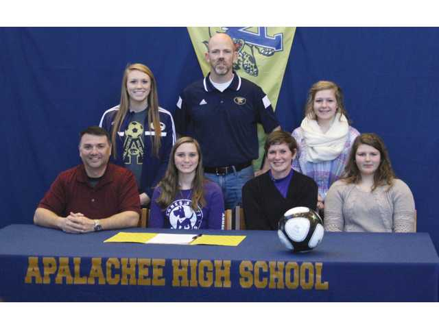 Wheeler signs with Agnes Scott soccer