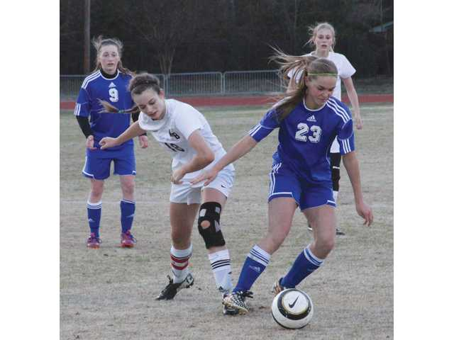 Lady Doggs lose steam against Pats