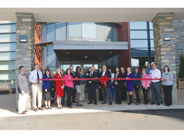 New Braselton hospital to open April 1