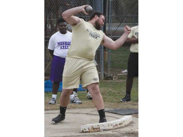 Wildcat track faces stiff competition at Parkview