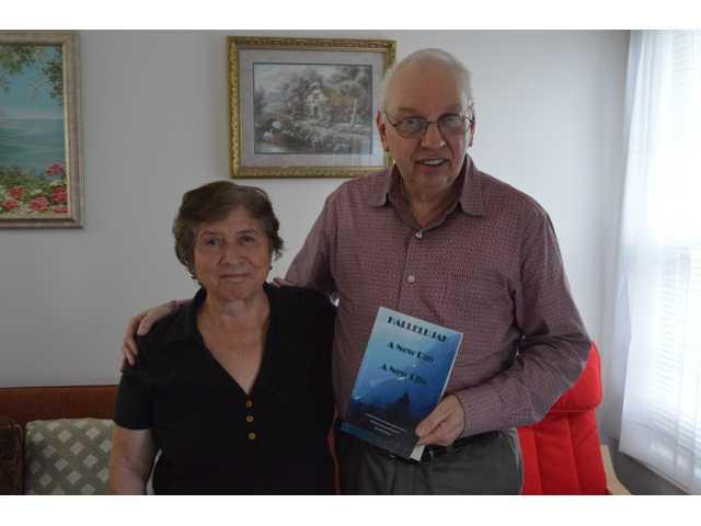 Winder man writes book of inspirational poems