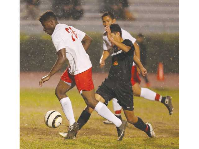 Bulldoggs stun Clarke Central with first soccer win