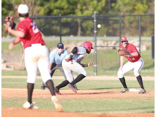 One run not enough to lead Doggs over Big Red
