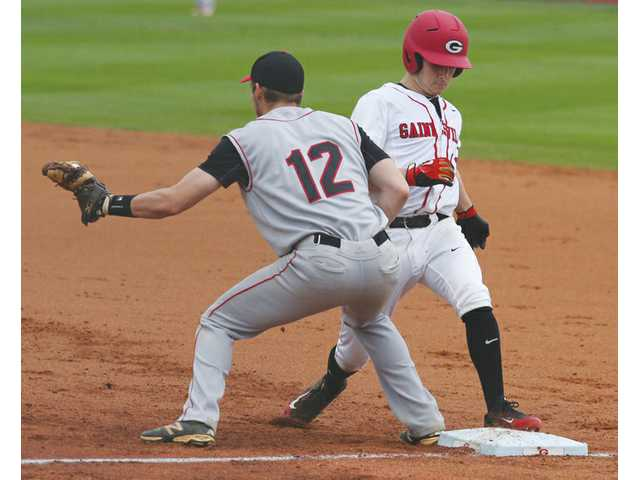Gainesville completes sweep of Winder-Barrow with 7-0 rout