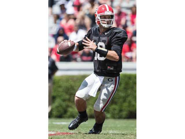 University of Georgia Football Photo Gallery