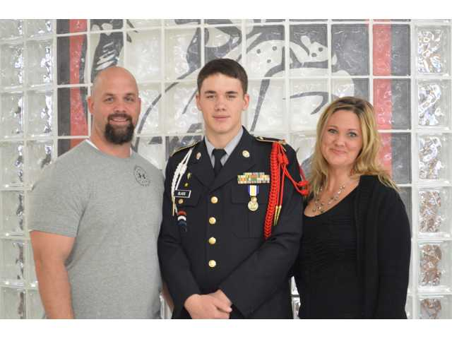 Winder-Barrow junior selected for prestigious program
