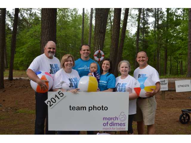 March of Dimes holds Barrow Walk for Babies