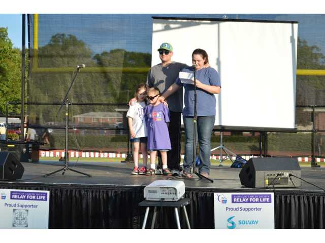 Annual Relay for Life event brings hundreds to Winder-Barrow