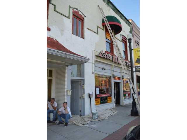 Winder DDA helps fund new facade renovations
