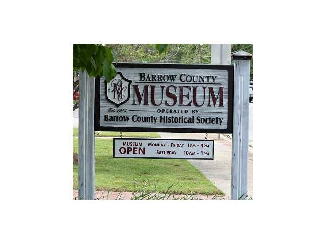 Barrow museum a treasure trove of artifacts