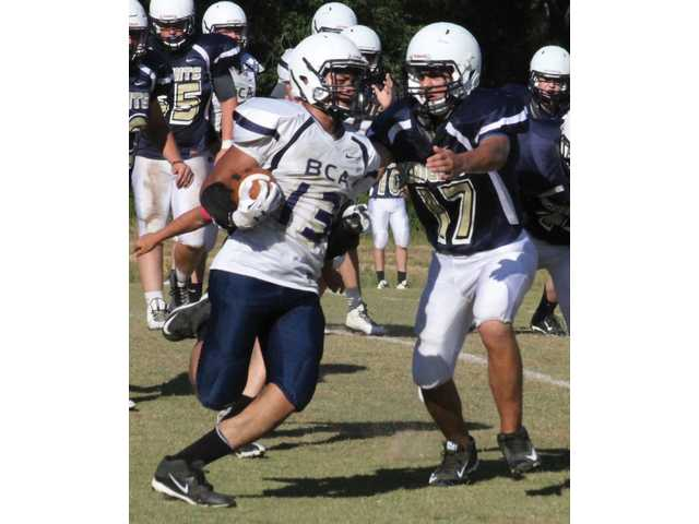 Knights host first spring game