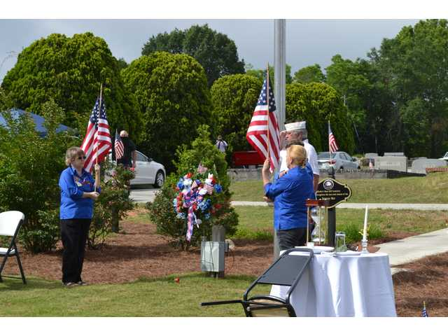 Winder holds Memorial Day ceremony