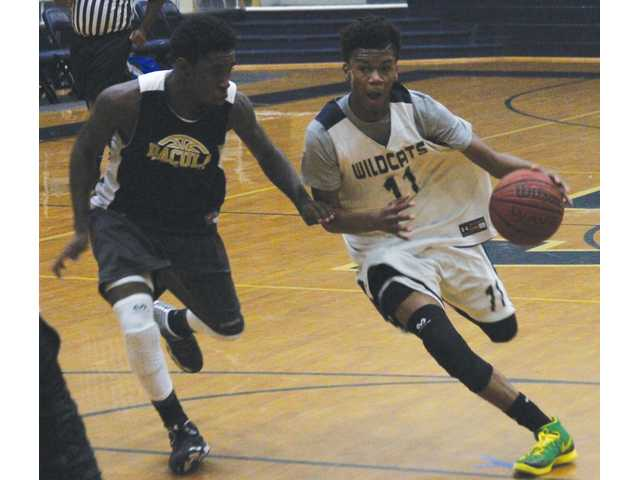Schools host summer hoops league