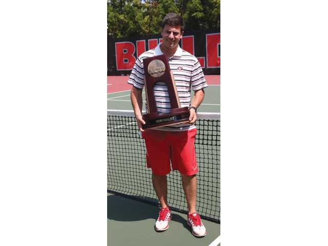 Winder-Barrow alum ascends as UGA tennis coach