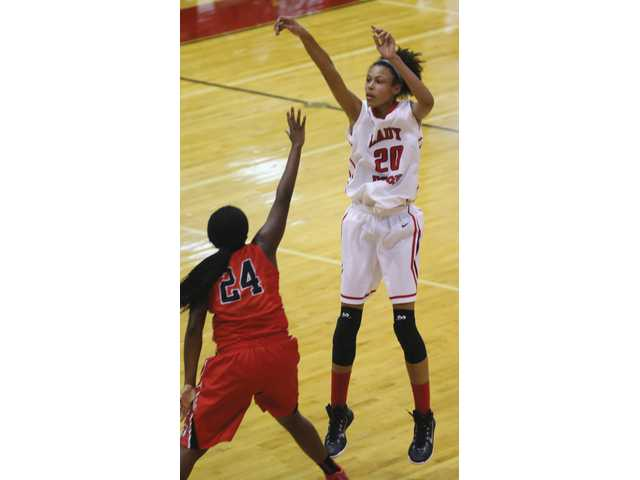 Lady Doggs hungry for state berth